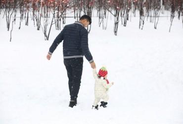 Сильний снігопад залишив понад 88 тисяч жителів Китаю без електроенергії