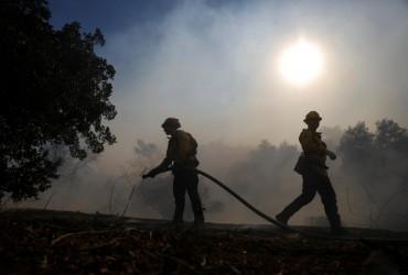 Трамп оголосив зоною стихійного лиха штат Каліфорнія, що постраждав у результаті лісових пожеж