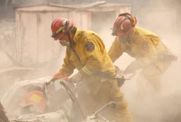 Жертвами лісових пожеж у Каліфорнії стали щонайменше 50 осіб