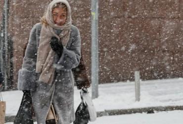 Сьогодні в Україні буде холодно, пройдуть дощі та сніг (карта)
