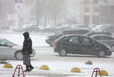 Морози до -18 та снігопади: синоптики попереджають про погіршення погоди в Україні