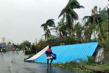 """Жертвами циклону """"Гаджа"""" в Індії стали 45 осіб"""