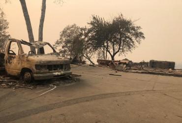 Новий удар стихії: після смертельних лісових пожеж Каліфорнії загрожують повені