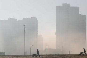 Густий туман у Києві триматиметься до завтрашнього ранку
