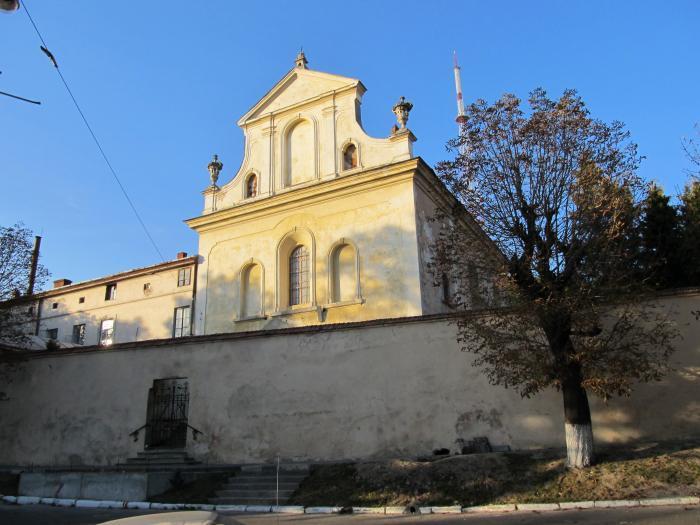 Костел Св. Казимира/ catholicnews.org.ua