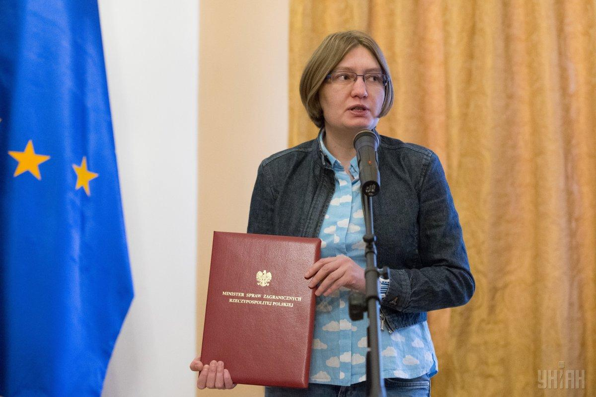 Сестра Сенцова сообщила, что у Олега сохраняются проблемы с почками и печенью / фото УНИАН