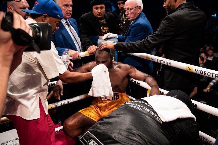 Адонис Стивенсон / boxingscene.com