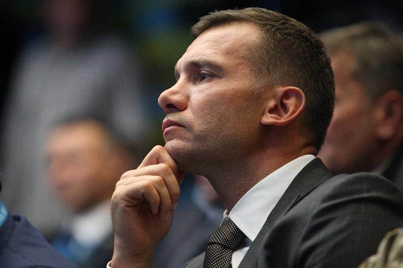 Андрій Шевченко чекає більш складного матчу, ніж проти Сербії / фото: uefa.com