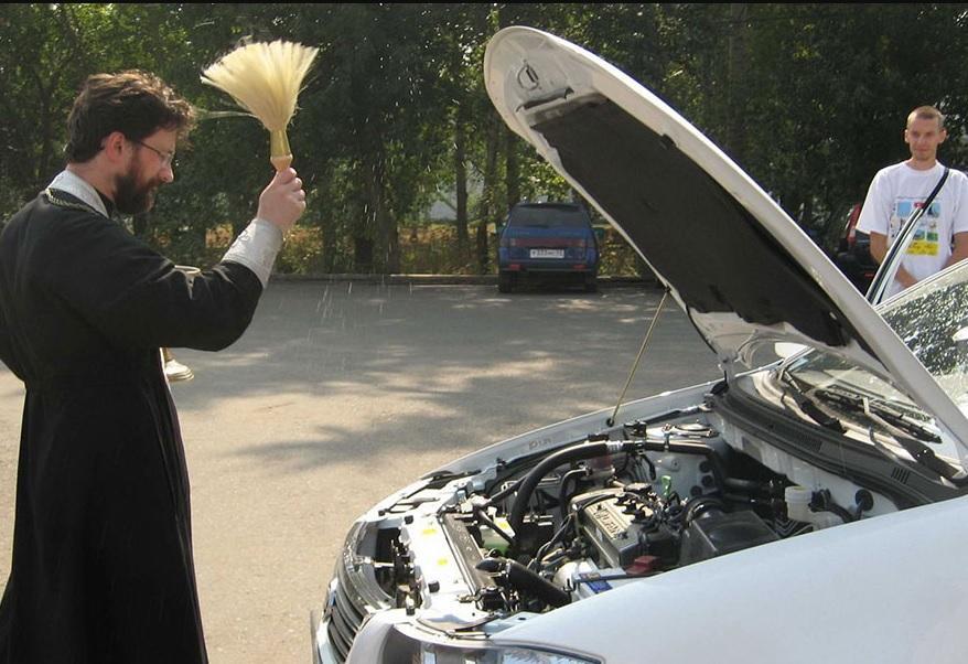 Автомобіль — джерело підвищеної небезпеки / news.church.ua