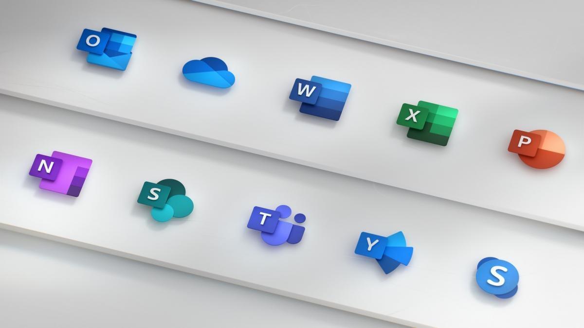 Microsoft поменяет дизайн иконок в Windows 10 / фото itc.ua