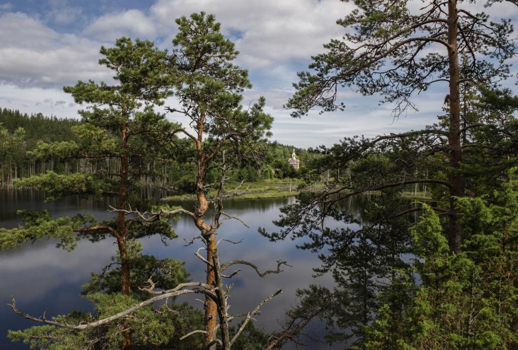 У Валаамському монастирі розробляють віртуальний тур по острову / prichod.ru
