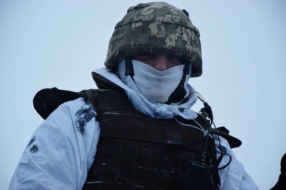 На Донбассе должна быть реальная миротворческая миссия / фото facebook.com/theministryofdefence.ua