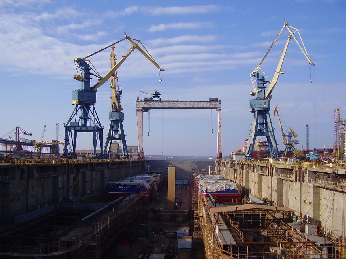 Ситуация в бывшем когда-то одним из индустриальных центров Юга полумиллионном Николаеве не очень радужная / фото wikipedia.org