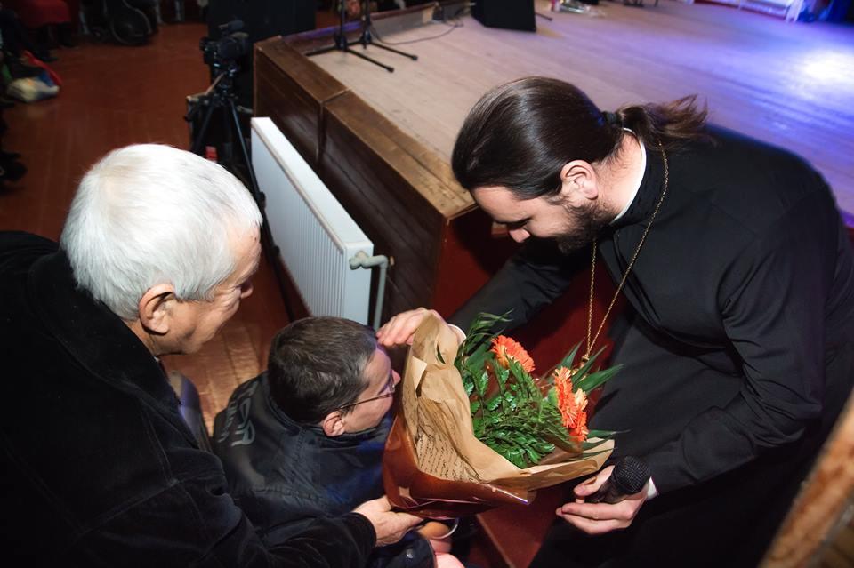 Особым гостем мероприятия стал протоиерей Александр Клименко / news.church.ua