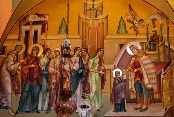 4 декабря - Введение во храм пресвятой Богородицы / фото pravmir.ru