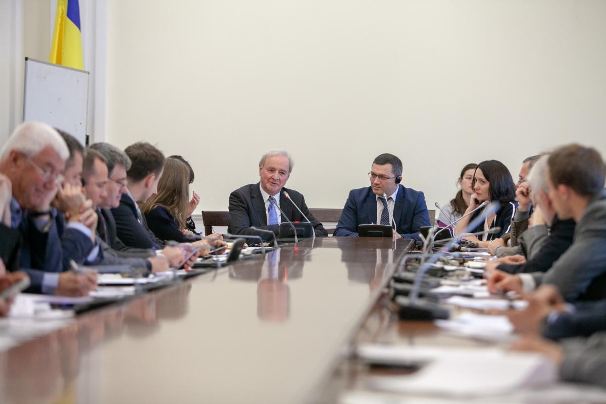 Вопроссоздания агломерации должен быть научно обоснованным / фото kyivcity.gov.ua