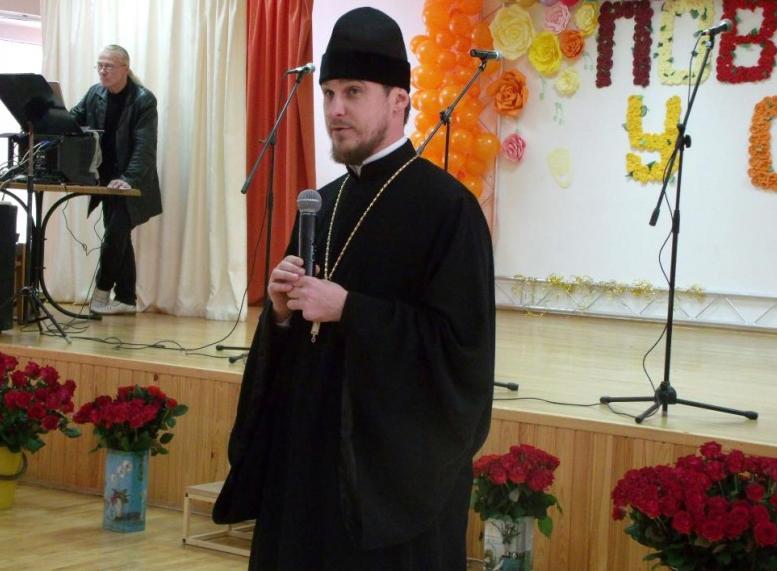Громада Кафедрального собору УПЦ відвідала столичну організацію інвалідів / sobor.in.ua