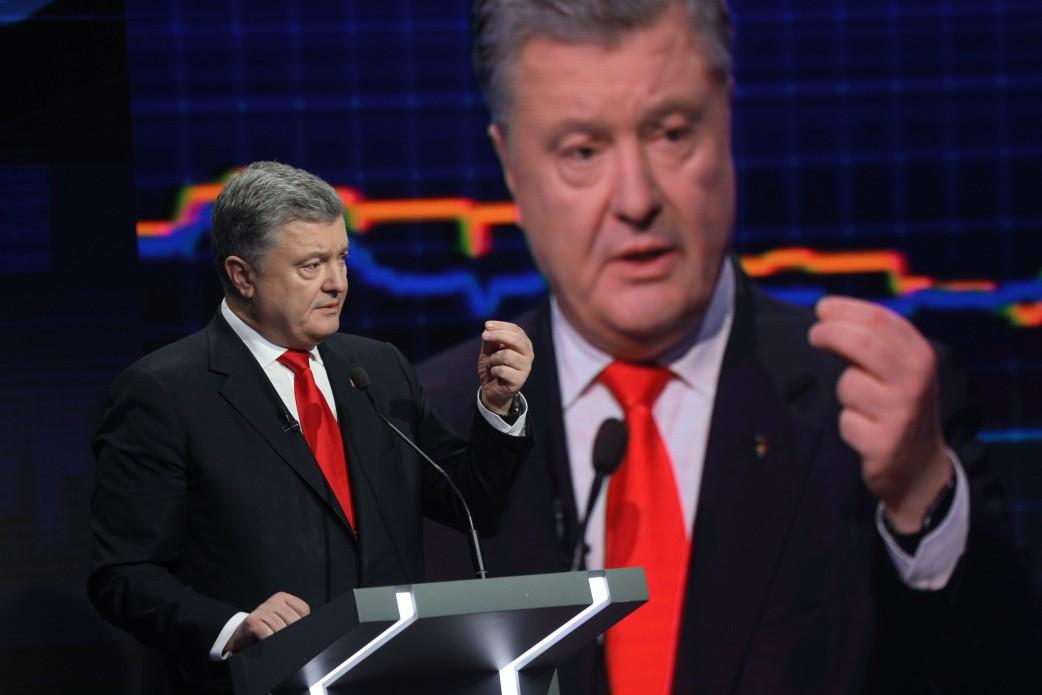 Poroshenko says Moscow wants to control entire Ukraine / Photo from president.gov.ua