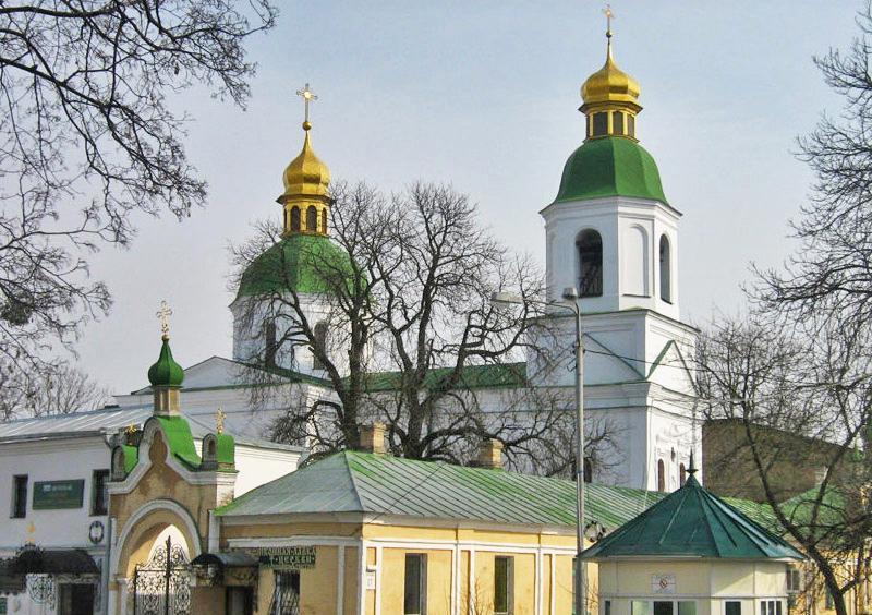Свято-Воскресенский храм / фото из открытых источников