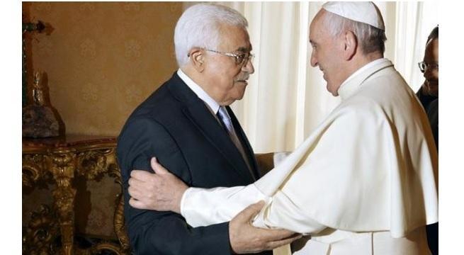 Папа Римський зустрівся з лідером Палестини / Reuters