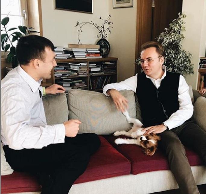 Андрей Садовый признался, что курил марихуану / фото instagram.com/andriysadovyi