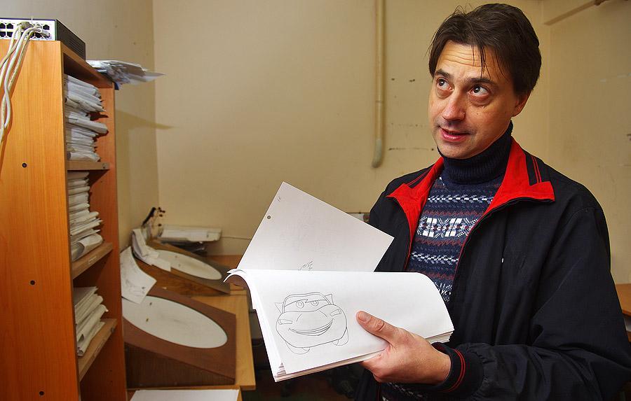 В Одесі помер відомий український мультиплікатор Гриневич / weekend.zone