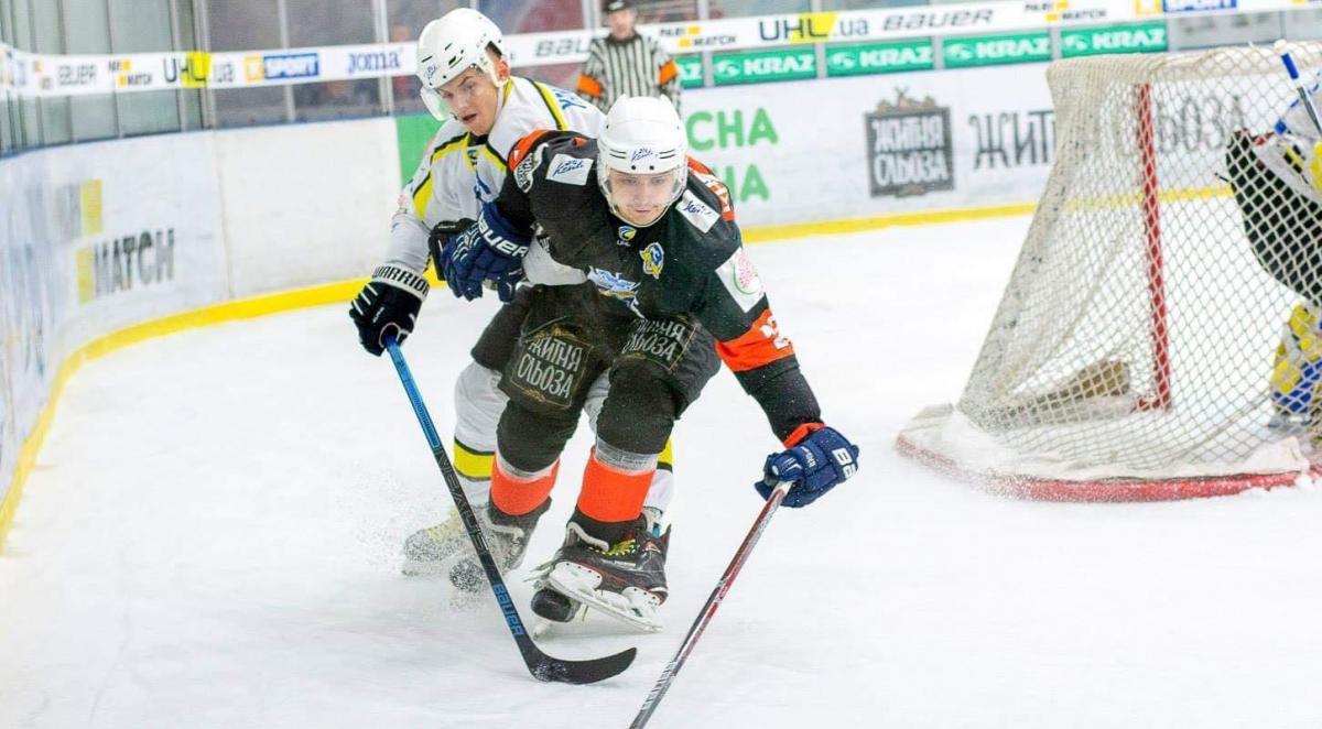 Днепр обыграл Кременчук в матче регулярного чемпионата УХЛ / uhl.ua