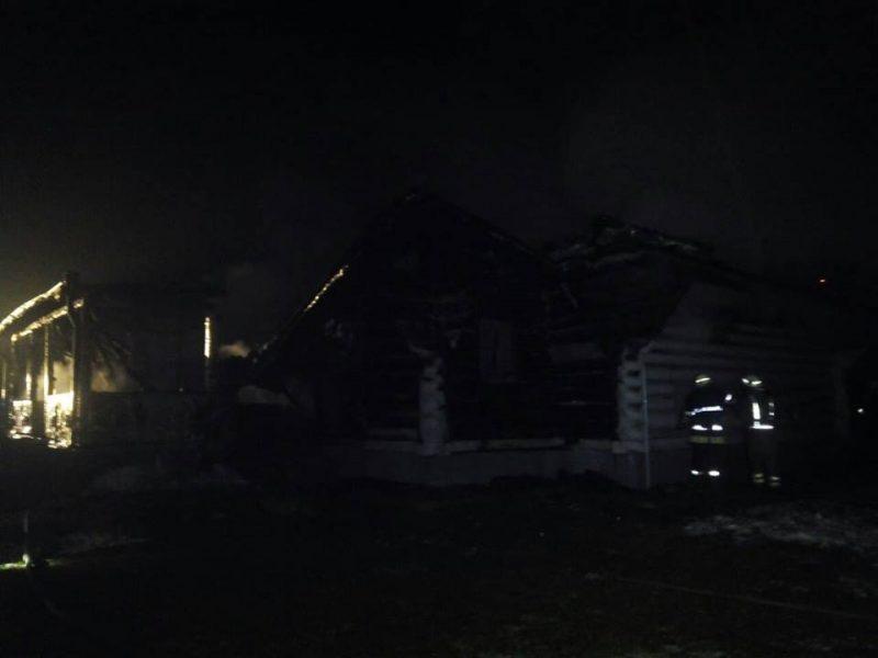 Згоріла церква / gk-press.if.ua