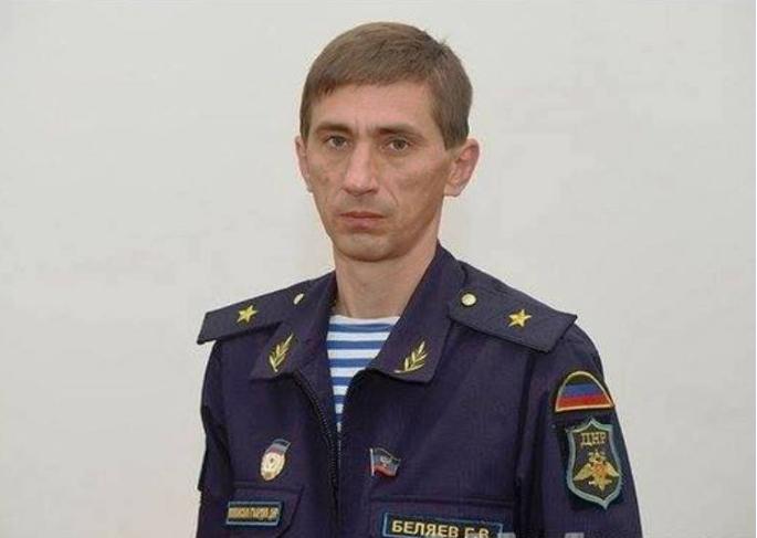 """Разом з Бєляєвим """"підвал"""" потрапили і два його товариша / Сайт бойовиків"""