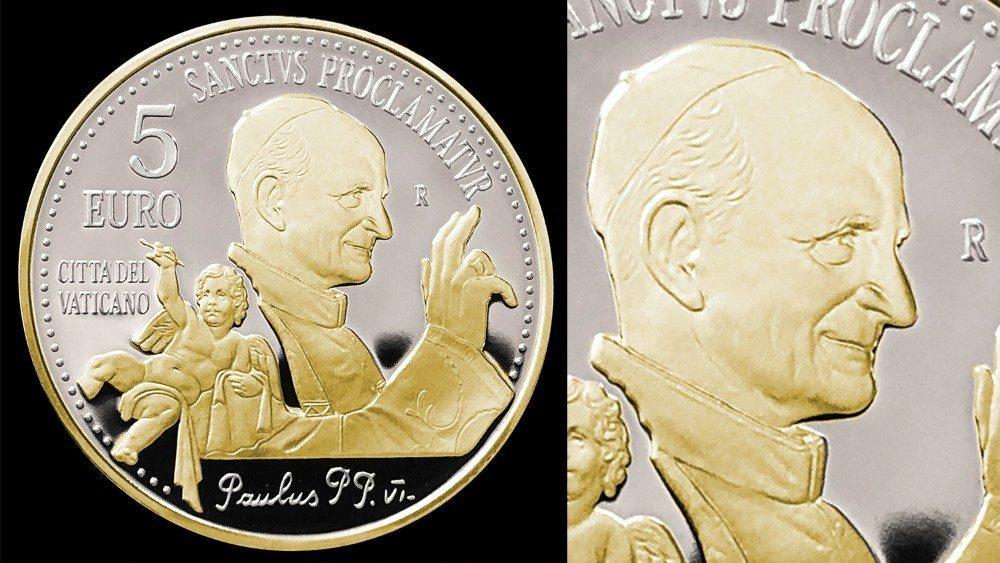 Серебряная монета / vaticannews.va