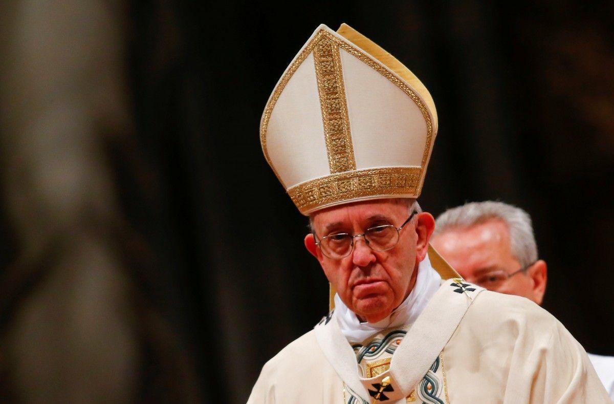 Папа Римский / REUTERS