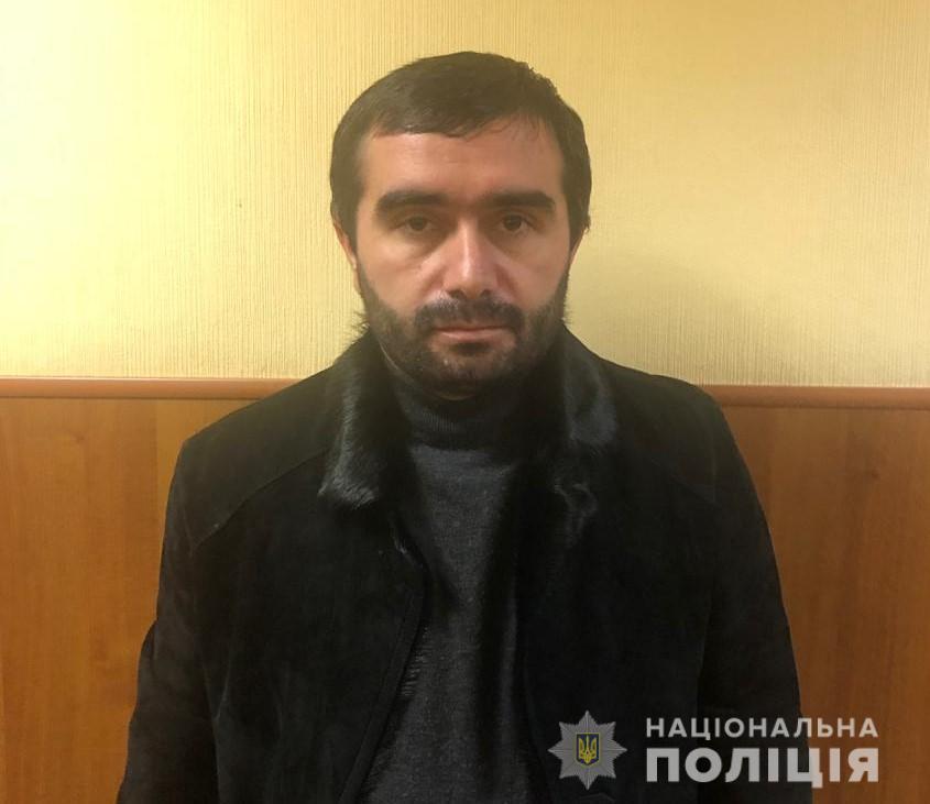 У столиці Гальський налагоджував зв'язки / фото kyiv.npu.gov.ua