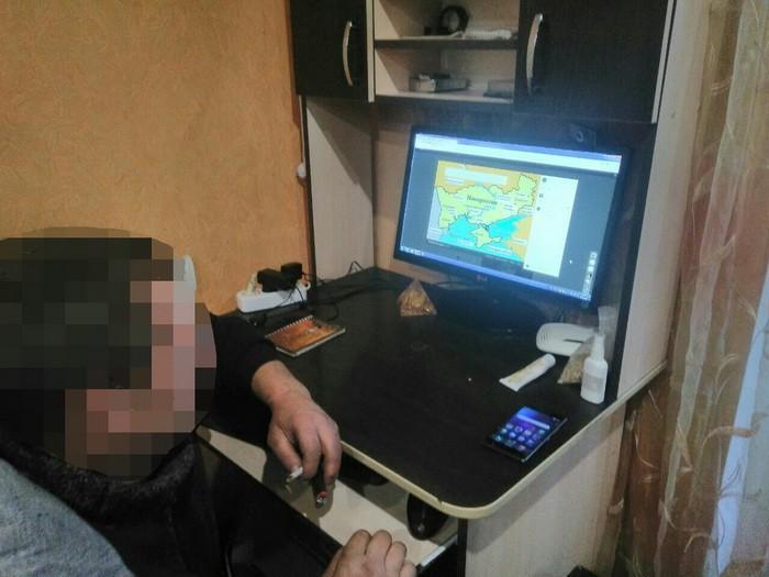 СБУ разоблачила сеть провокаторов, которые нагнетают панику в соцсетях по заказу РФ / фото Пресс-центр СБ Украины