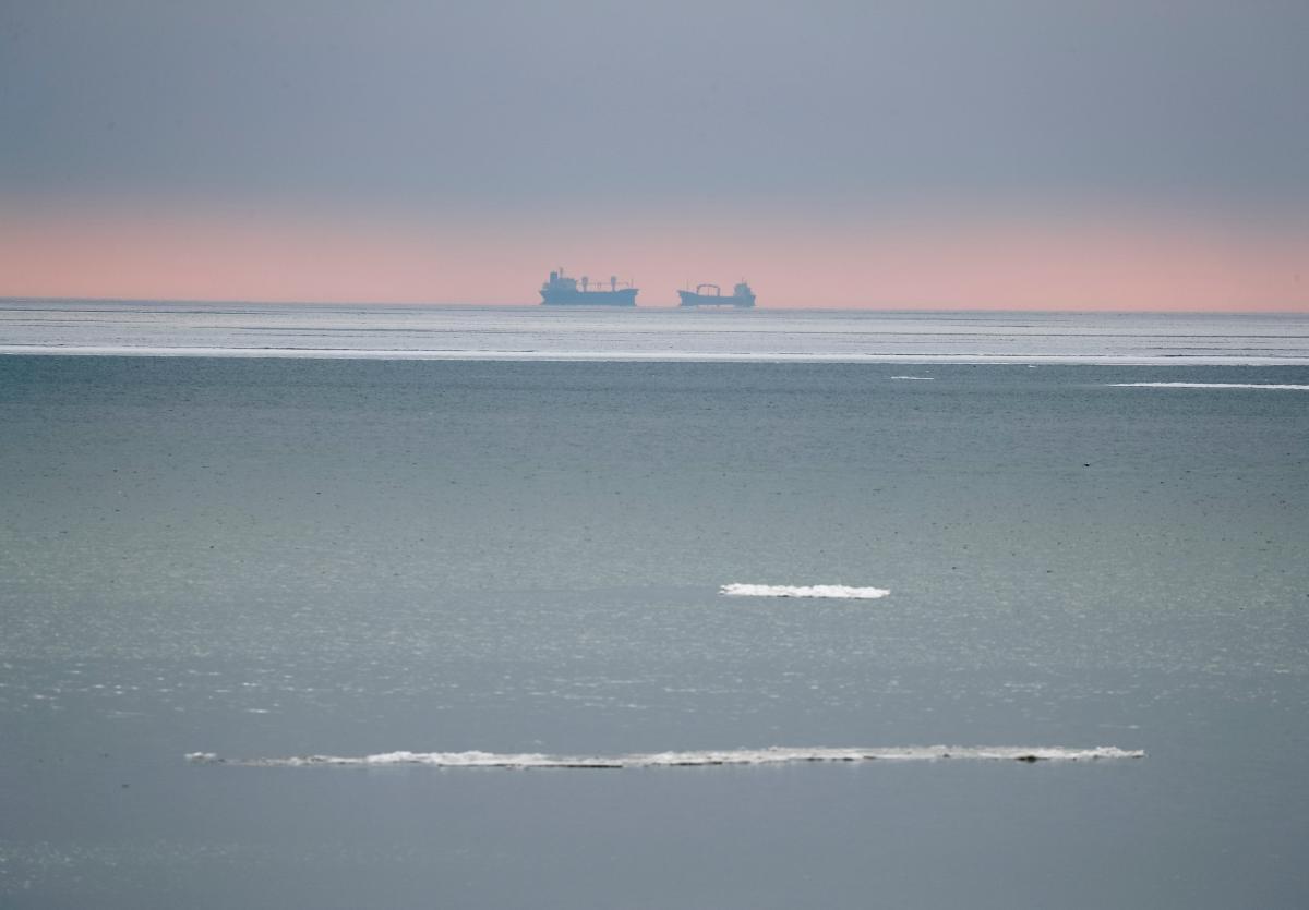Азовське море, ілюстрація / REUTERS