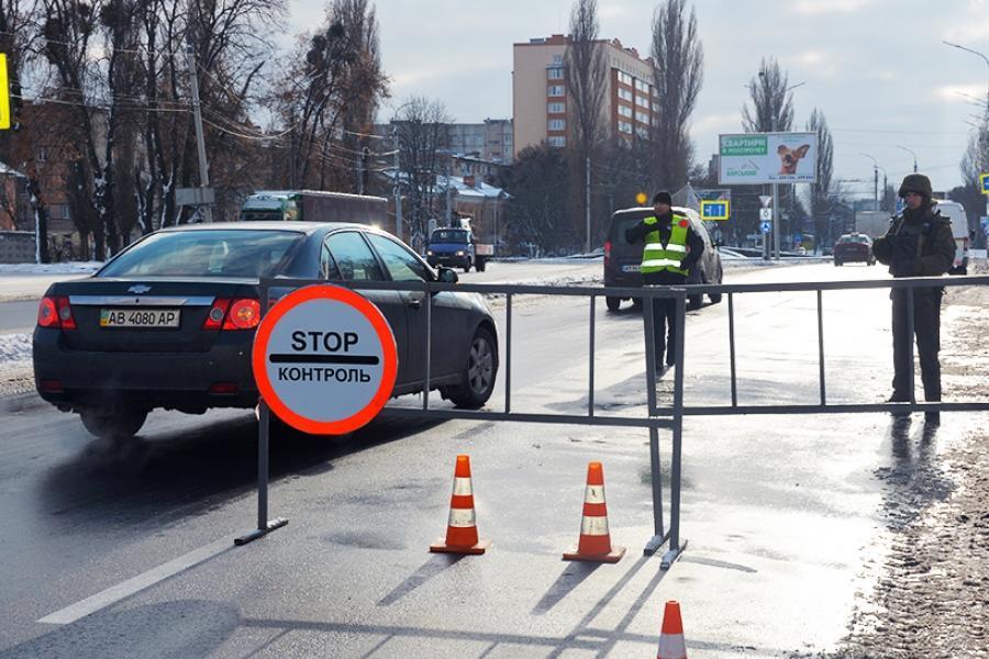 Блокпосты на подъездах к Одессе усилили бронетехникой / Фокус