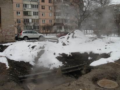 Как на термальных источниках в Косино /  фото Николай Бабич