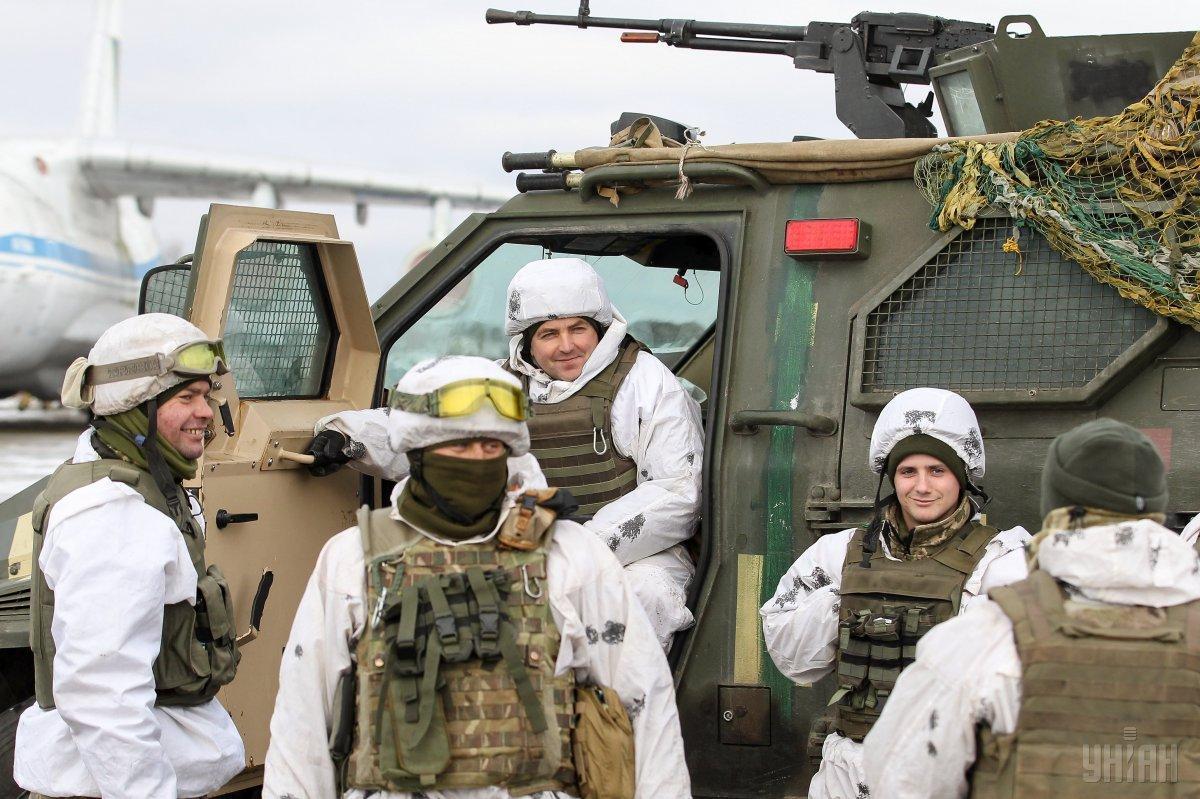В Генштабе рассказали о боях за Донбасс 2014 года / фото УНИАН