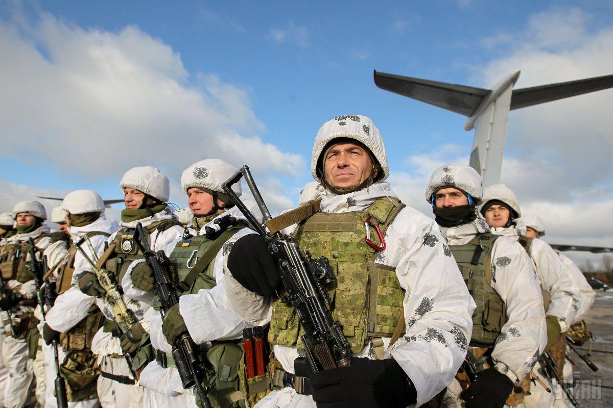 Украинская армия входит в число лучших армий европейских стран \ фото УНИАН