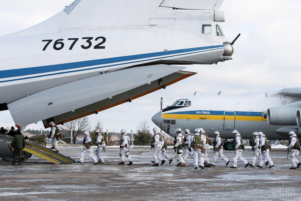 Генштаб назвал основной приоритет ВСУ / фото УНИАН
