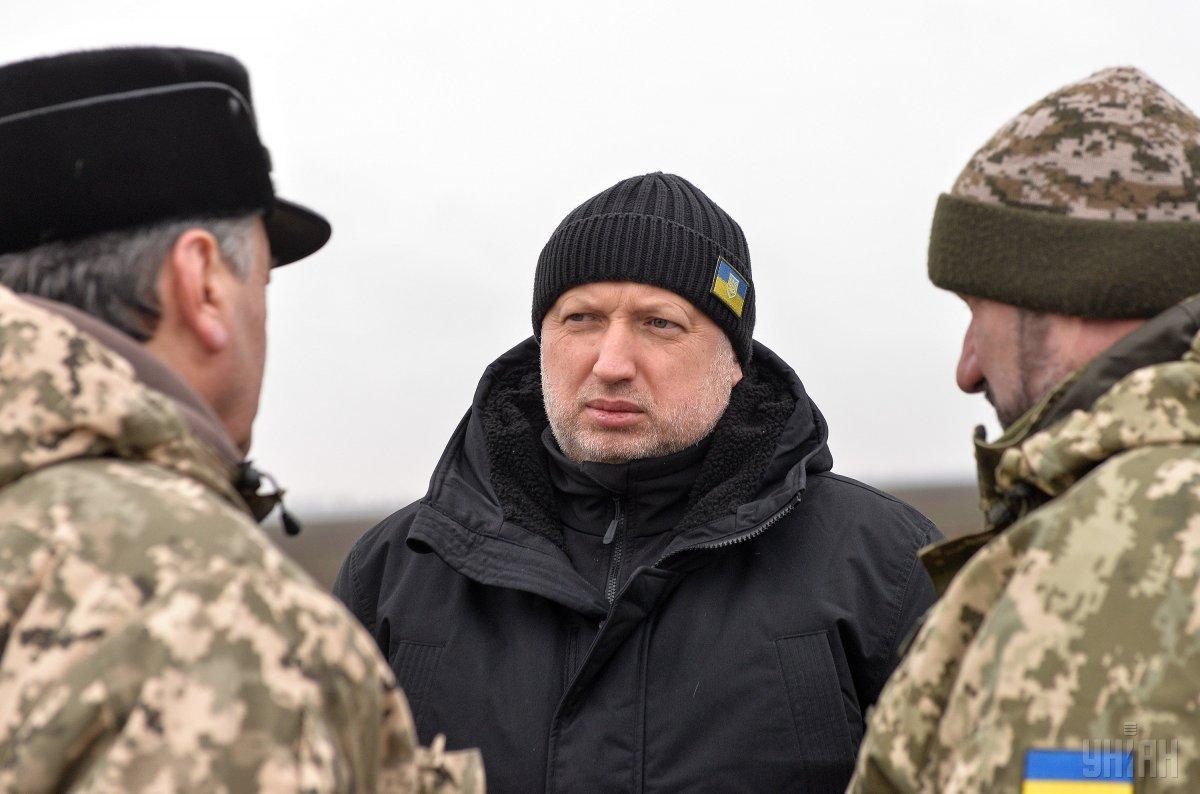 """Турчинов заявил, что может привести множество фактов, которые доказывают """"трусость, лживость и пустое позерство"""" Гриценко / УНИАН"""