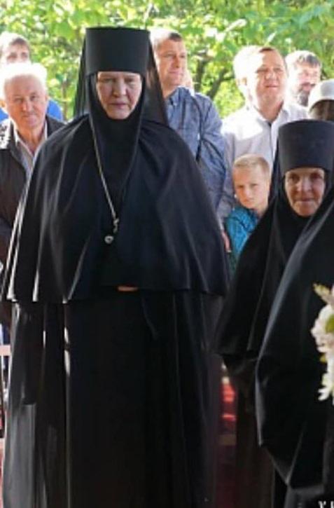 Ігуменя Нонна (Ткачук) / news.church.ua
