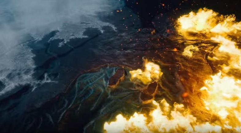 Назва тизеру - «Камінь дракона» / скріншот