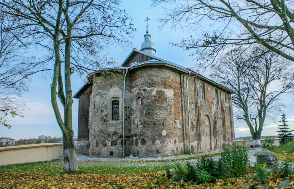 Коложская церковь / Vetliva