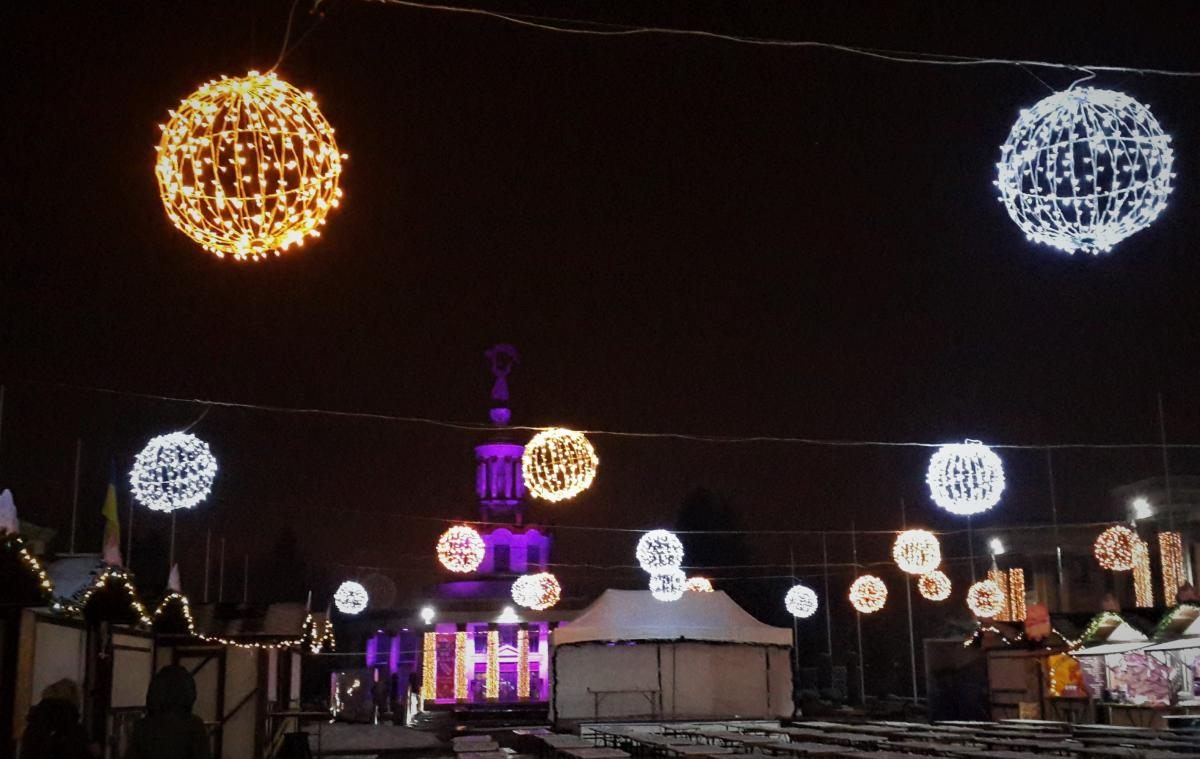 Зимова країна на ВДНГ / Фото Марина Григоренко