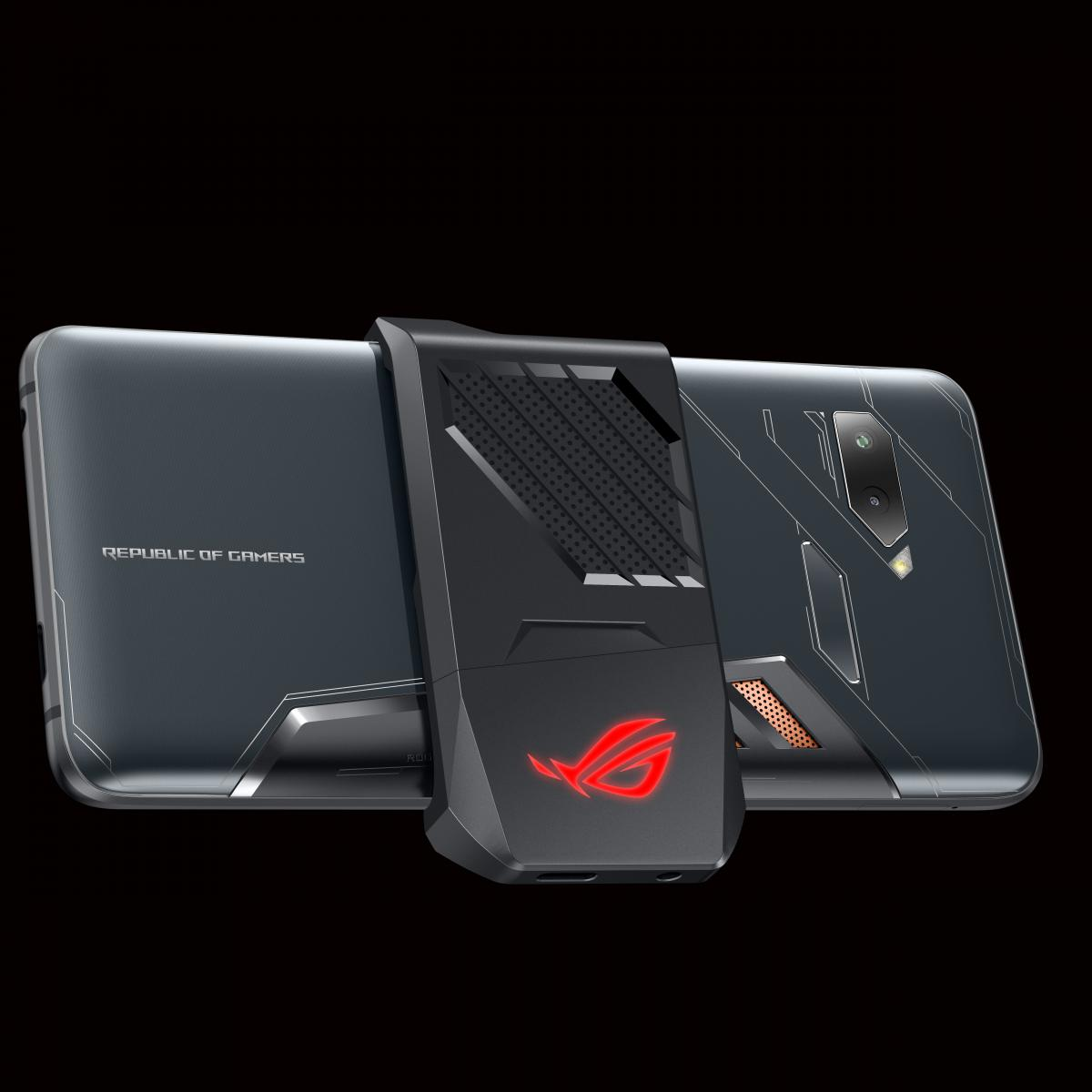 Смартфон разработан специально для геймеров