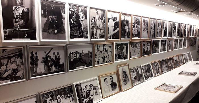 В Цюрихе открылась фотовыставка о семье Николая II / pravoslavie.ru