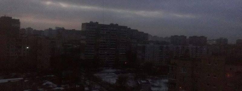 У Києві знеструмлено цілий житловий масив і ТРЦ SkyMall / фото Інформатор