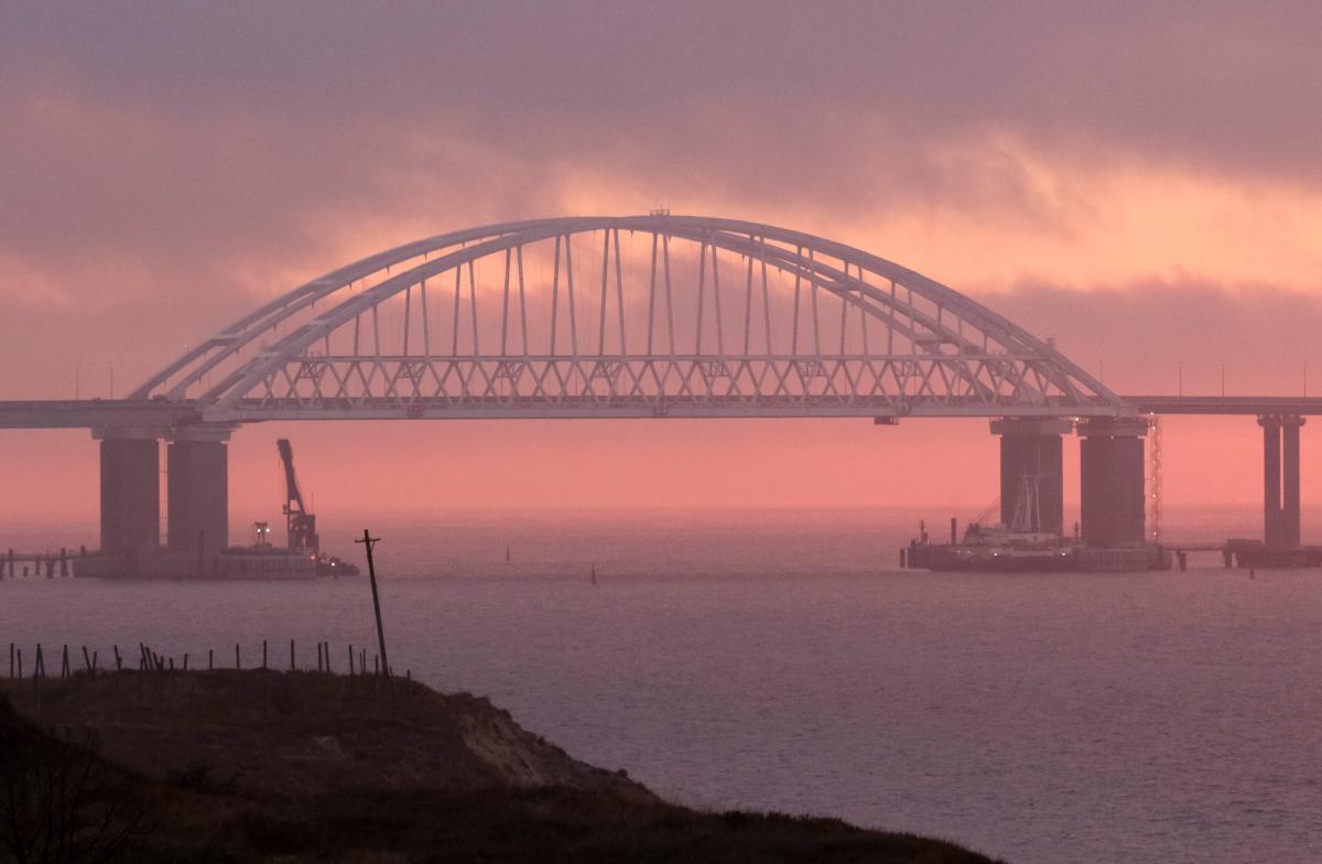 ЄС розширив санкції проти Росії через Керченський міст / REUTERS