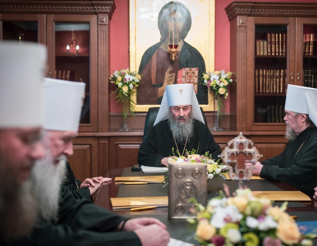 В УПЦ считают объединительный собор незаконным / news.church.ua