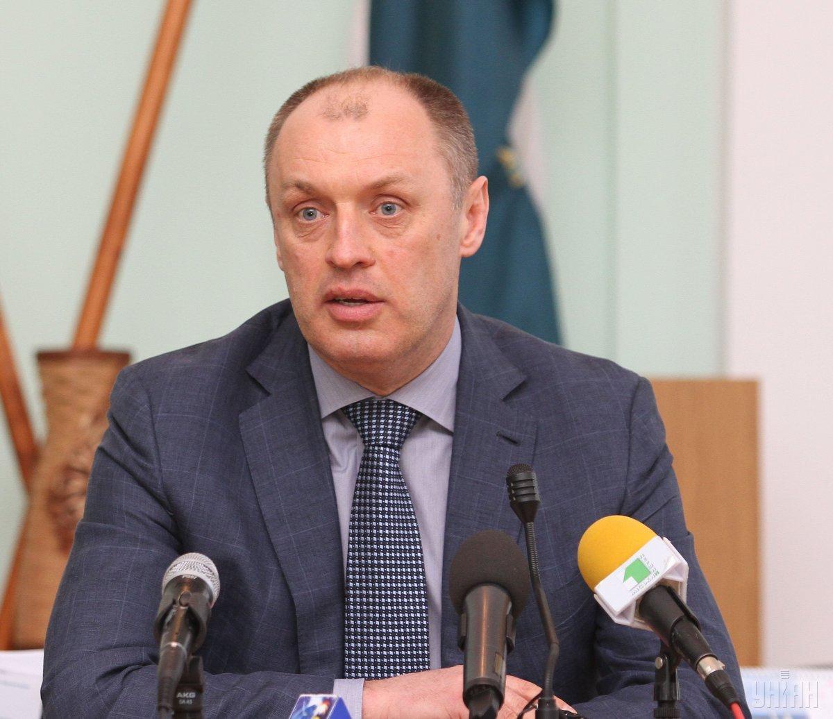 Мэр Полтавы Александр Мамай / фото УНИАН